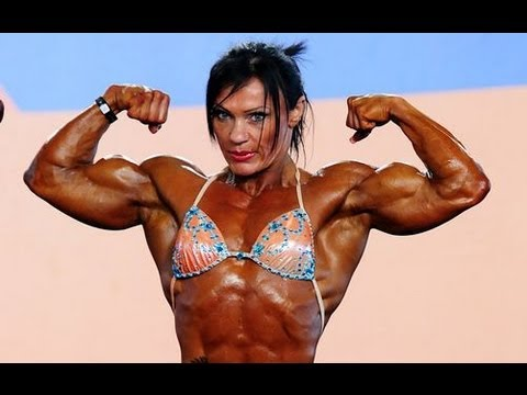 Jacqueline 'Jay' Fuchs – Arnold Classic Europe 2012 Preparation