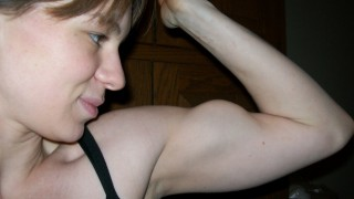April Rincones – Biceps Peak