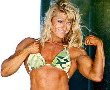 Kennedy Ledgerwood – Ripped Muscle Girl
