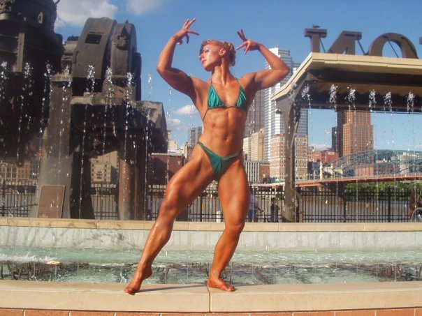 Dana Linn Bailey – Body Power 2019