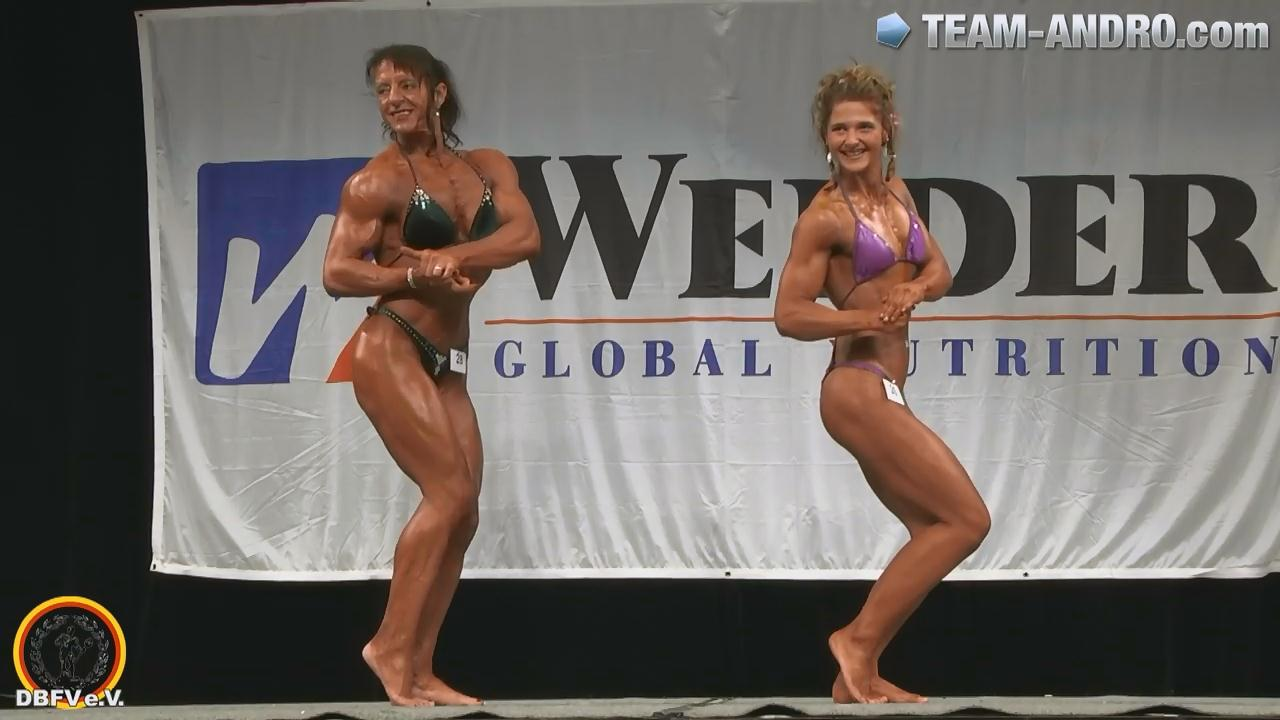 Pauline Nelson – NPC Masters Nationals 2017 Women's Bodybuilding Over 35, 40, 45 Overall Winner