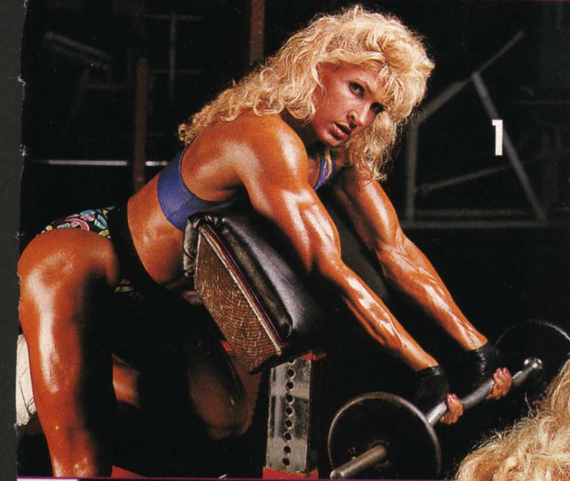 Nikki Fuller – Talks Bodybuilding