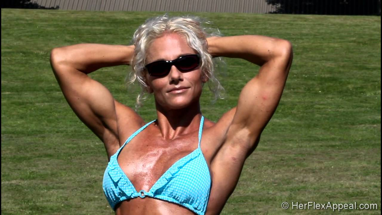 Shannon – Nice Flexing