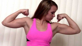 Johanna's Beautiful Biceps