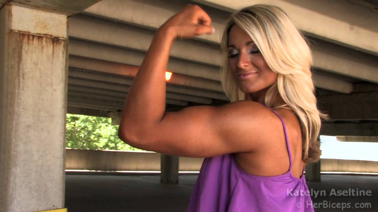 Katelyn Aseltine – Feminine Flex