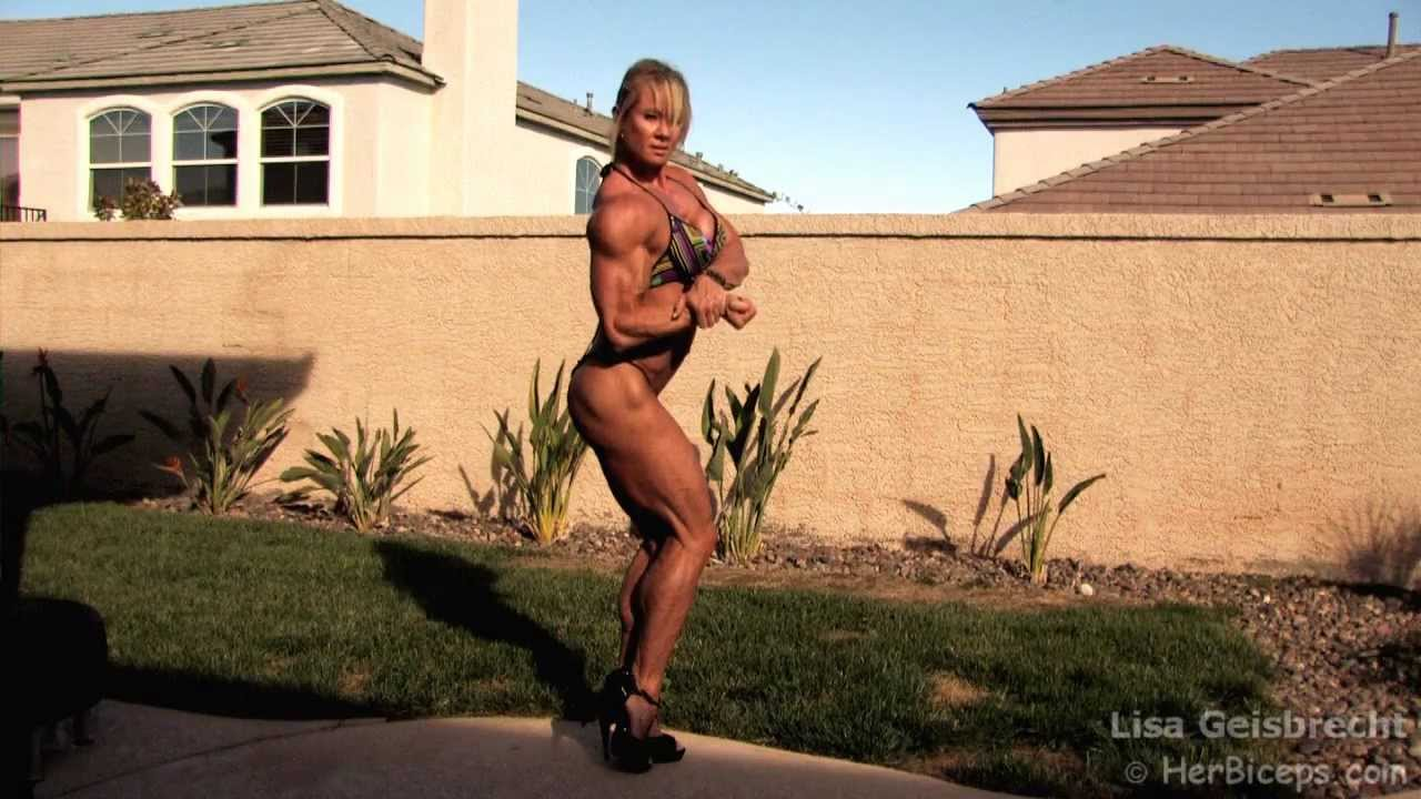 Lisa Giesbrecht – Muscle Beauty