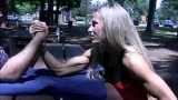 Stacey Mixed Armwrestling