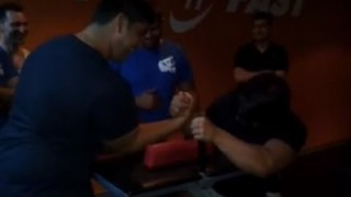 Kortney Olson – Mixed Armwrestling