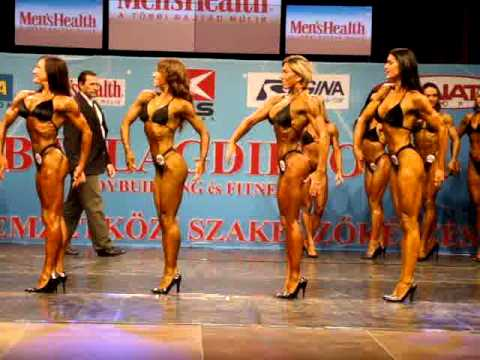 IFBB Juniors And Masters World Championships 2012 – BodyFitness