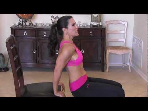 Laura London – Home Workout