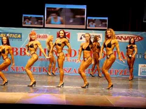 IFBB Juniors and Masters World Championships 2012 – Bodyfitness Top 15