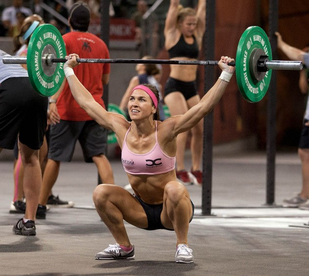 Lindsey Smith CrossFit Girl | StrongATall