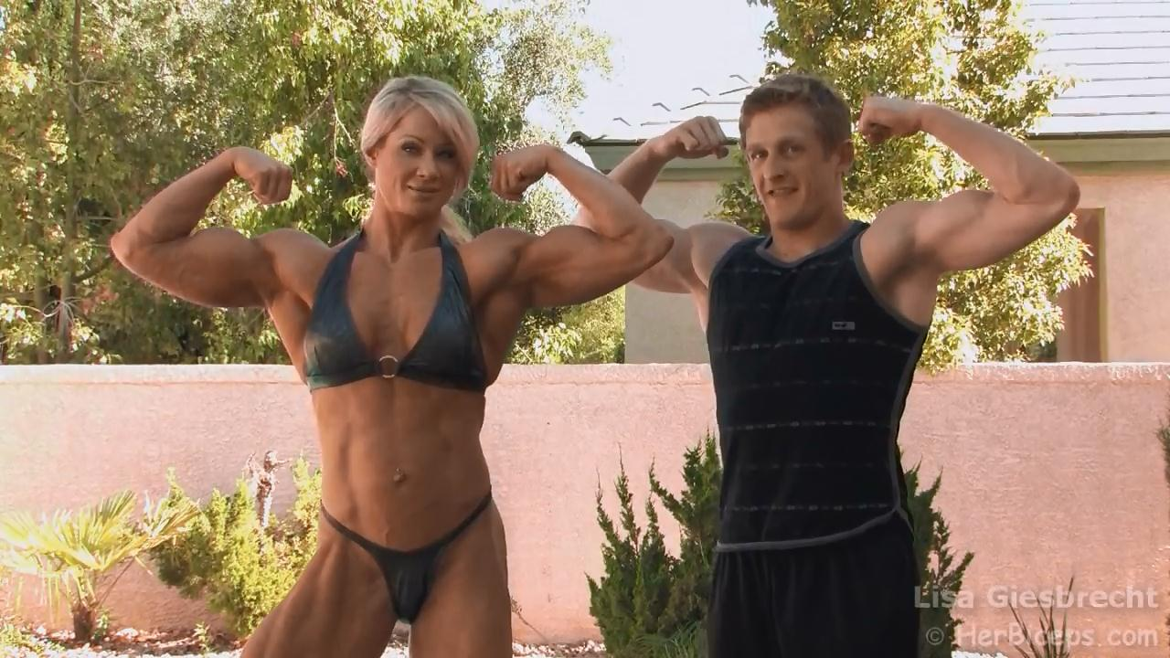 Wendy Lindquist And Chelsie Flex
