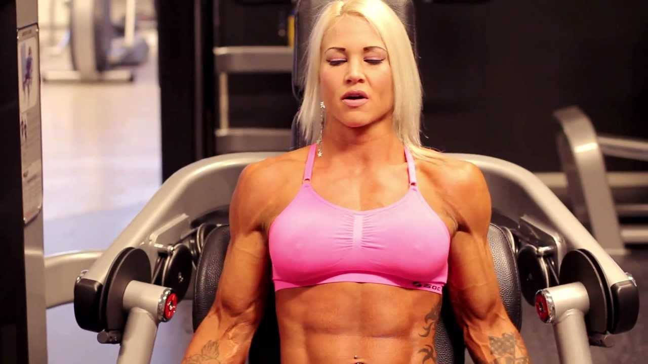 Heidi Vuorela – New Workout Video