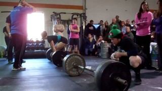 Katherine Welch – Lightning Fitness Challenge 2012