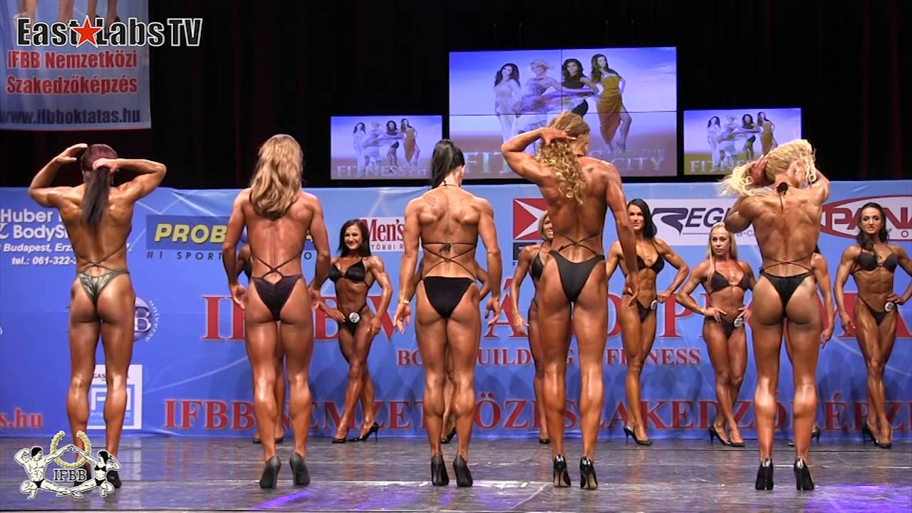 FBB Juniors And Masters World Championships 2012 – BodyFitness