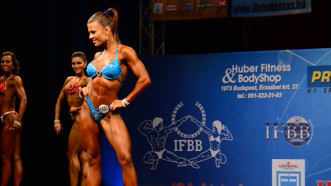 Natalia Gacka – FBB Juniors And Masters World Championships 2012