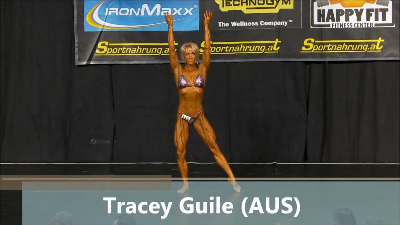 Tracey Guile – WFF Worlds 2012