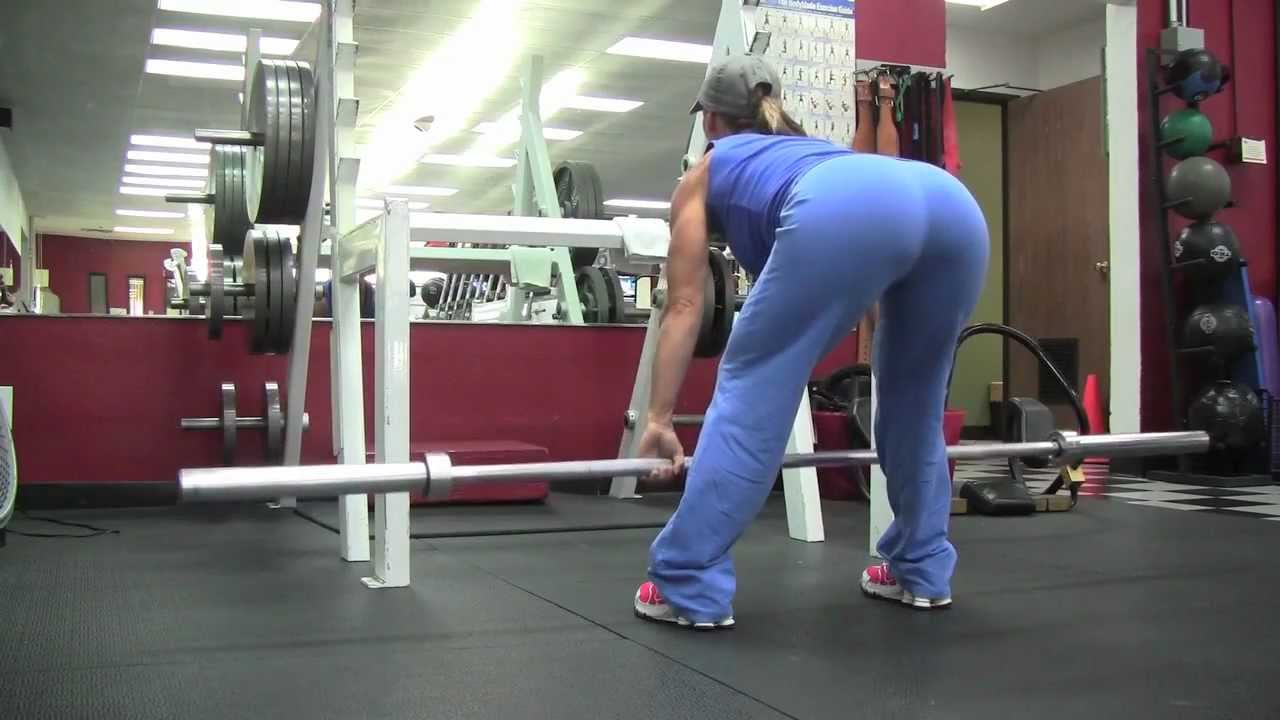 Clifta Coulter Perez – Back Workout