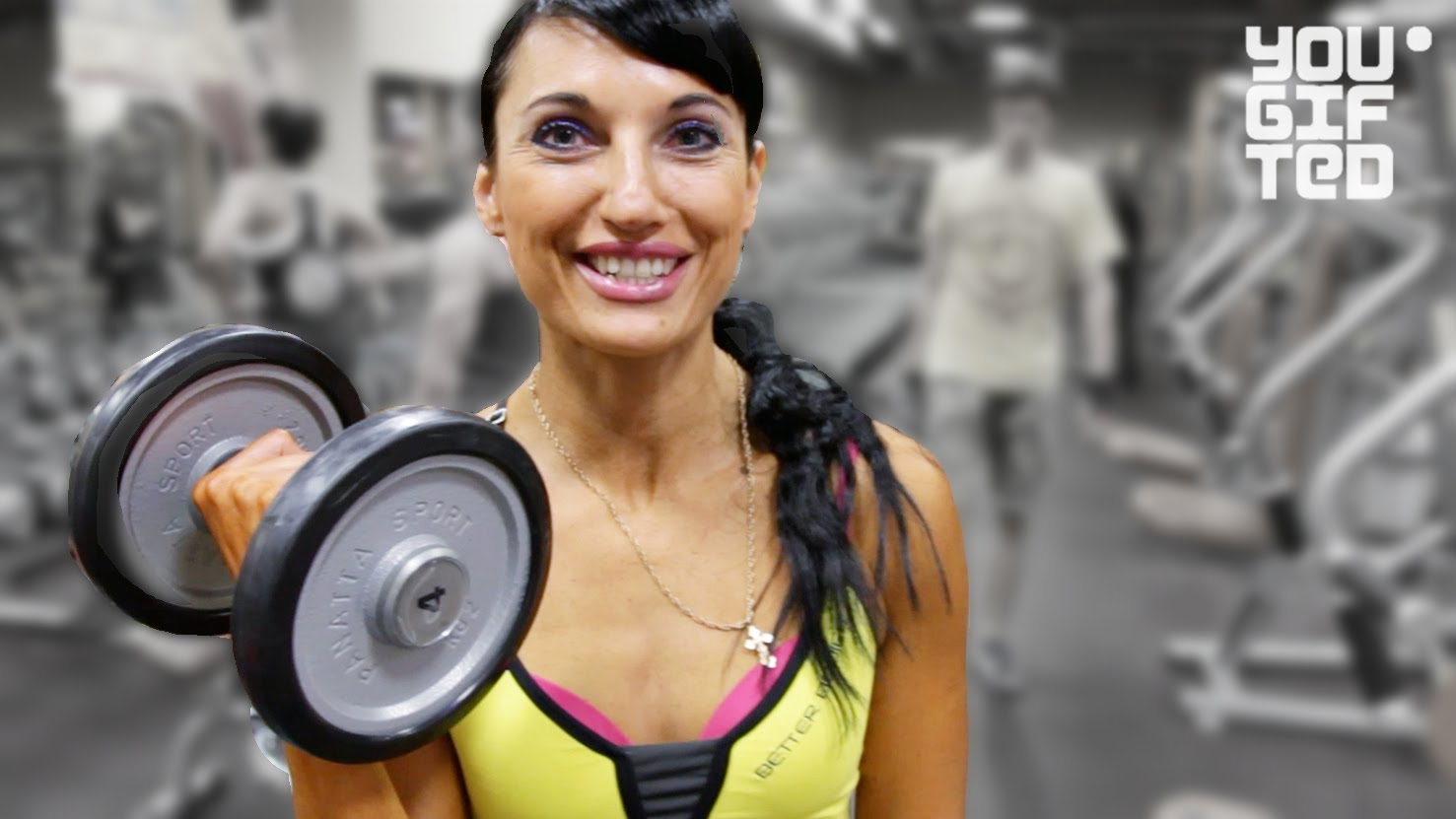 Lucy Gomes – Fitness Model Abs Workout