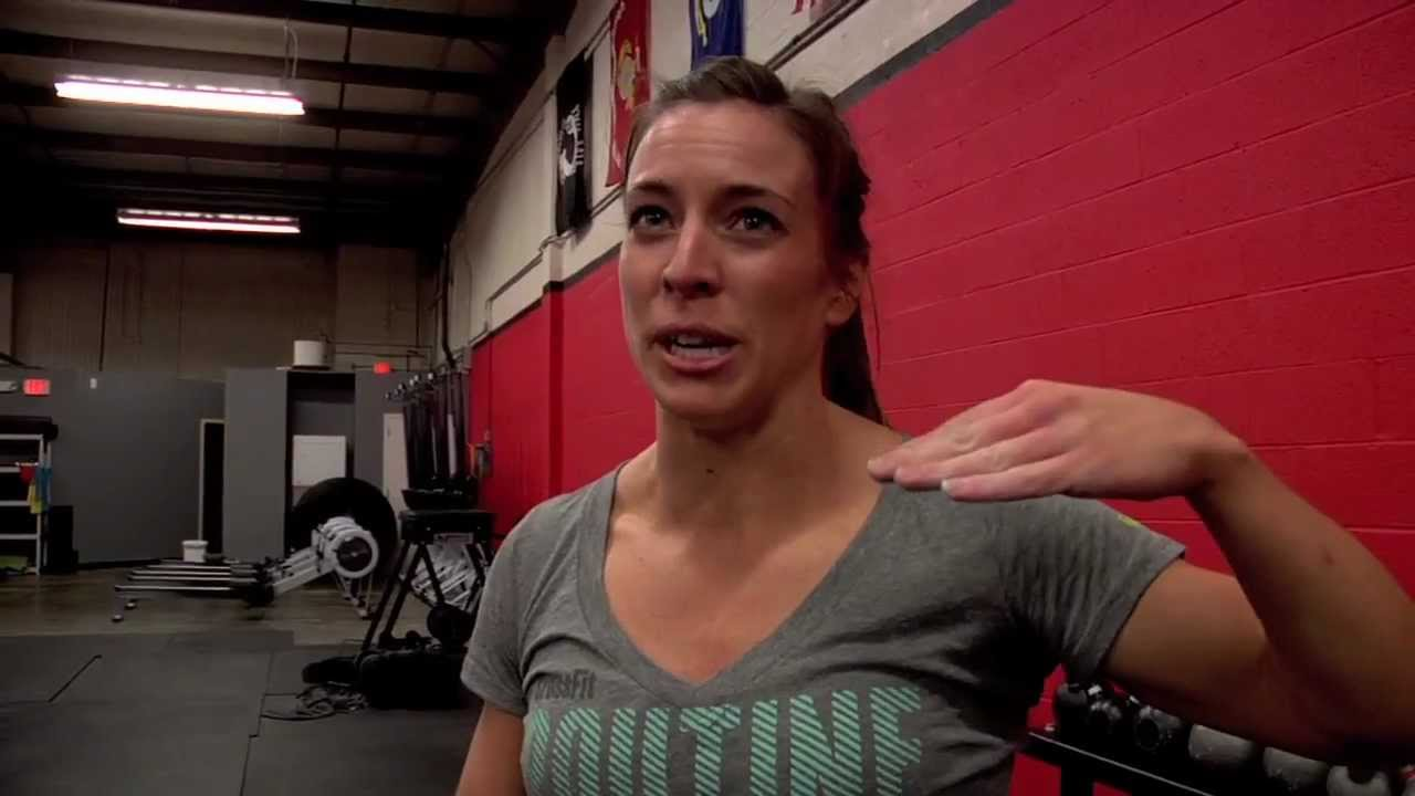 Gretchen Kittelberger & Christy Phillips – CrossFit Training