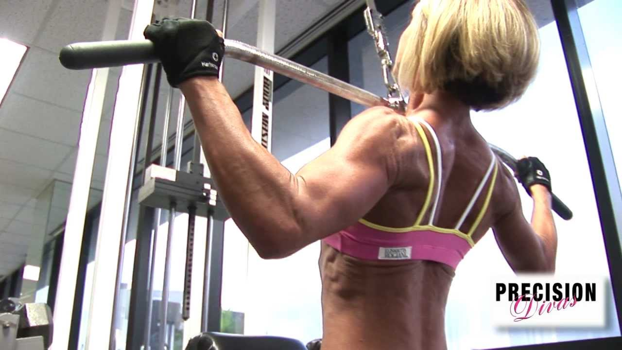 Jennifer Antonuccio Workout