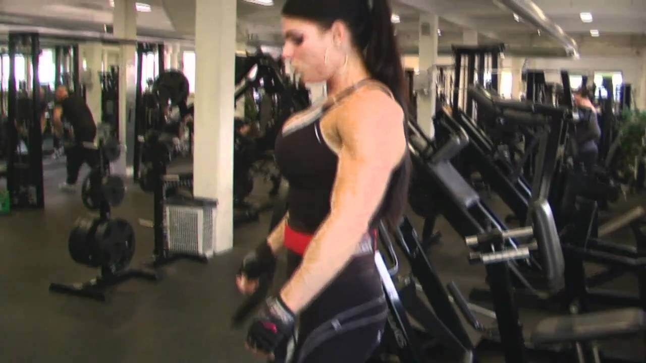 Kristina Dybdahl Workout