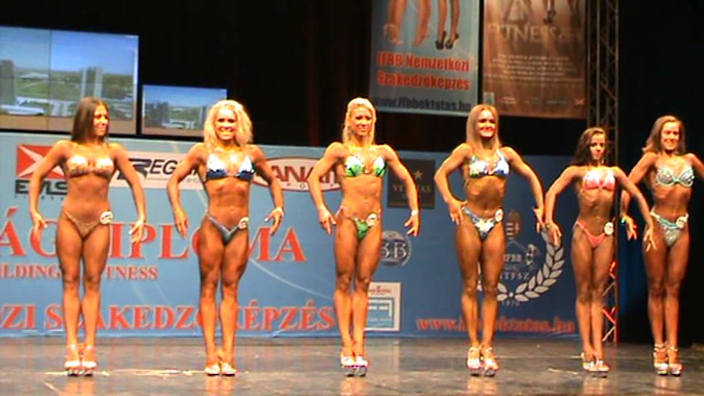 IFBB Juniors And Masters World Championships 2012 – Figure