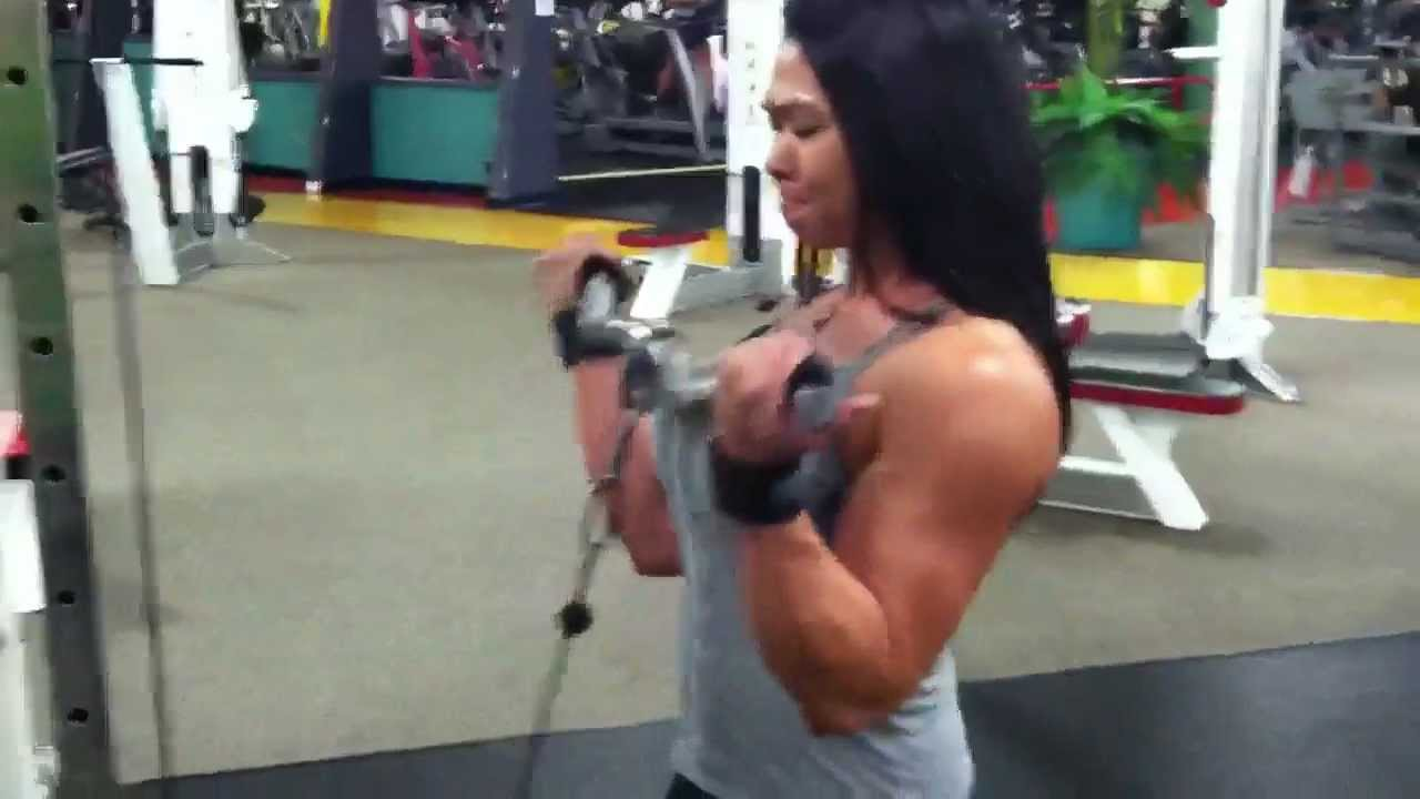 Janet Rosa – Arms Workout