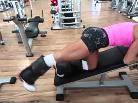 Ingrid Grosche – Glutes Workout