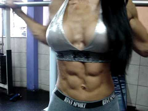 Aline Oliveira Workout