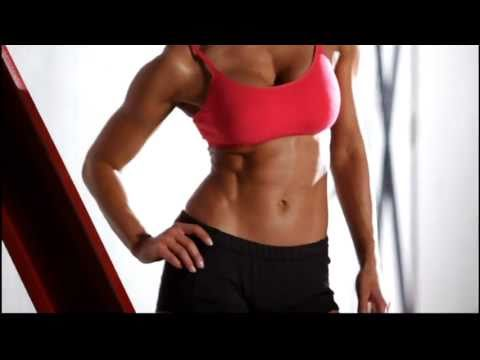 Jelena Abbou and Jennifer Widerstrom Workout