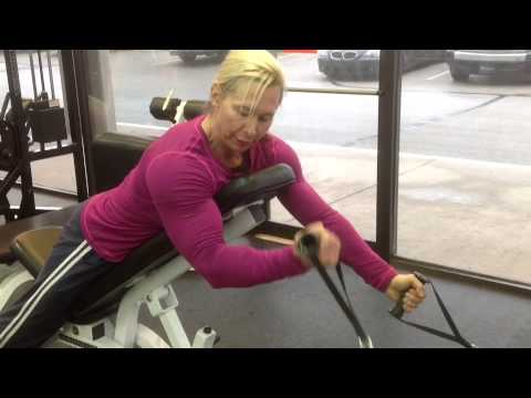 Sherry Smith – Cable Curls