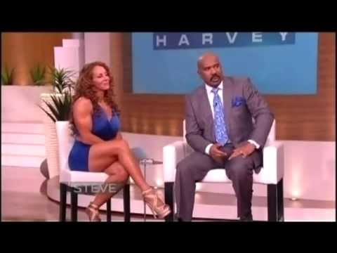 Lindsay Mulinazzi On The Steve Harvey Show