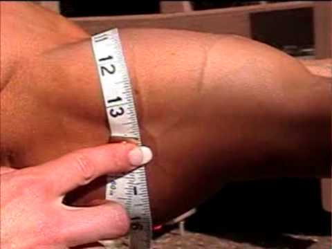 Sheila Bleck – Biceps Measure