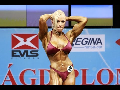 Sana Muslic – IFBB Junior Women's Bodybuilding World Champion 2012