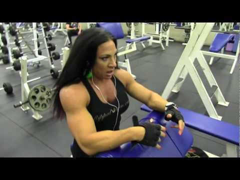 Ripped Vixen – Biceps Workout