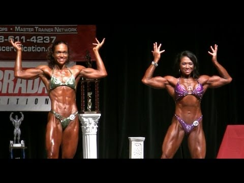 NPC Florida State Bodybuilding Championship 2012 –  Women's Physique Overall
