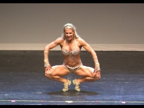 Whitney Jones – IFBB Pro World Championship 2012