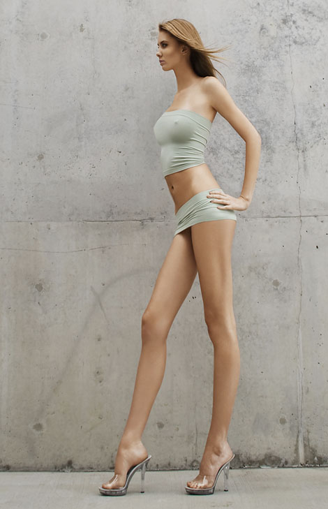 Long Female Legs 14