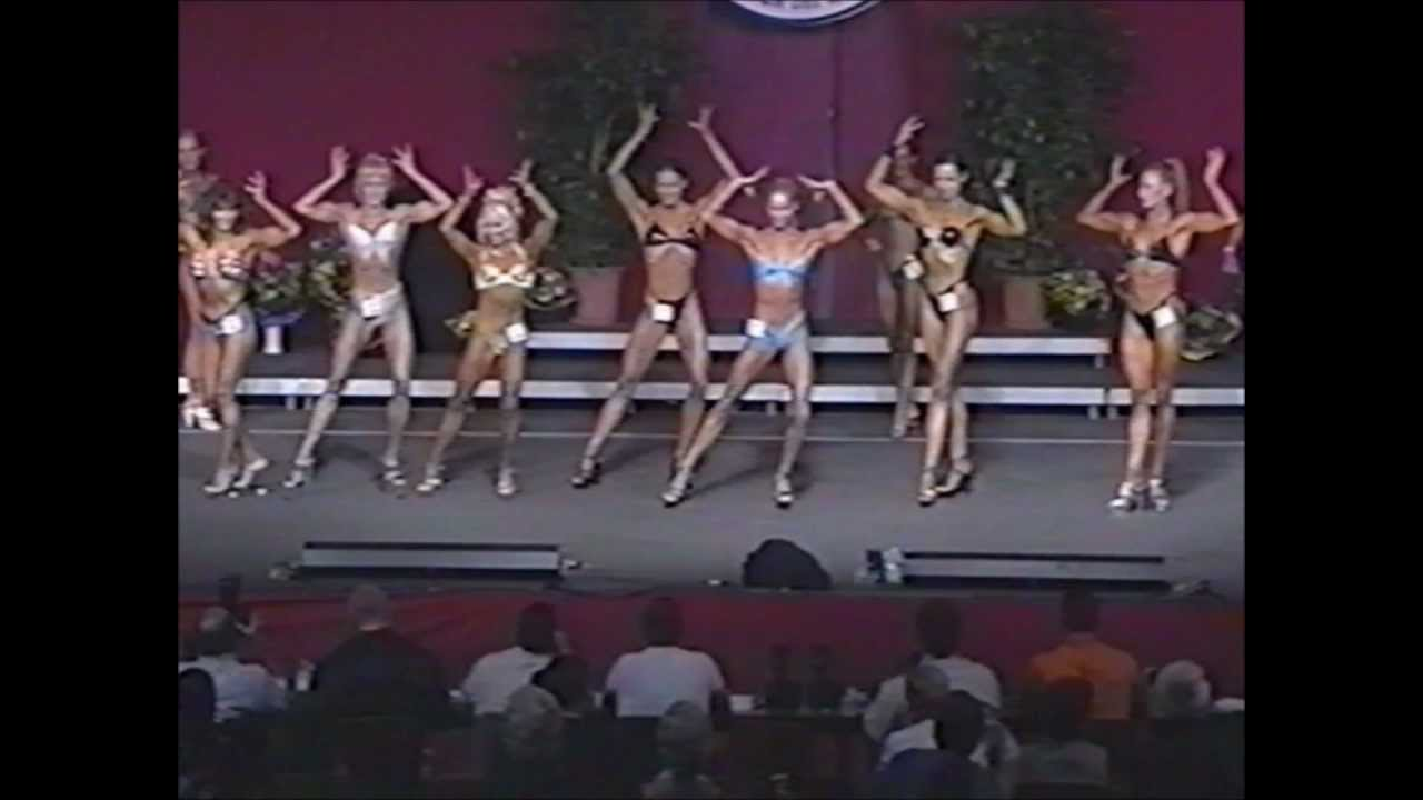 WFF Universe 2001 – Aerobic Fitness