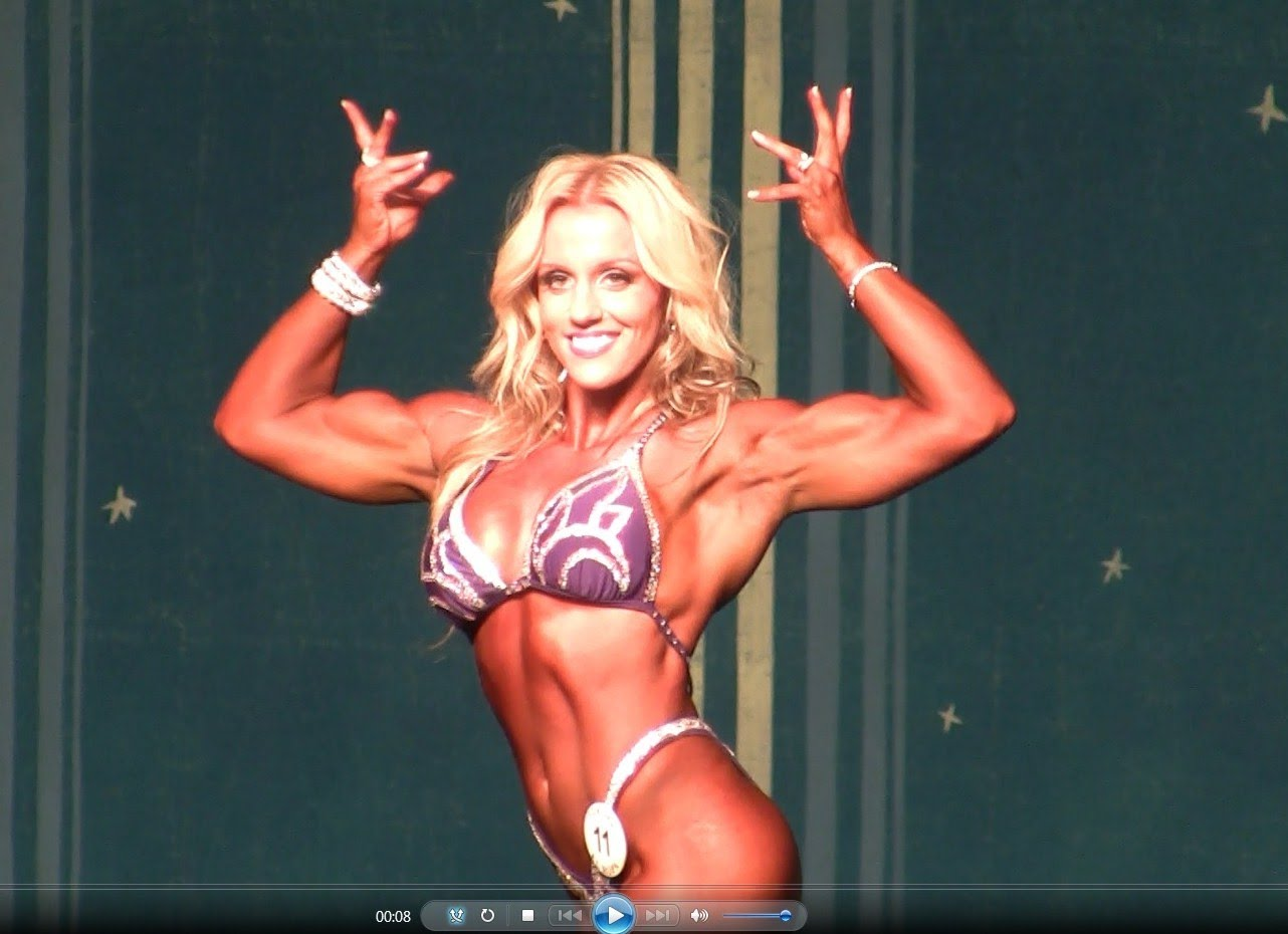 Cindy Phillips – IFBB Europa Bodybuilding Show of Champions 2012