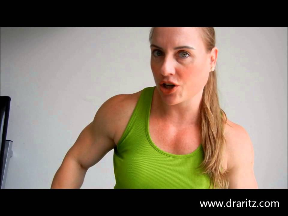 Michi Ritz – Triceps Workout