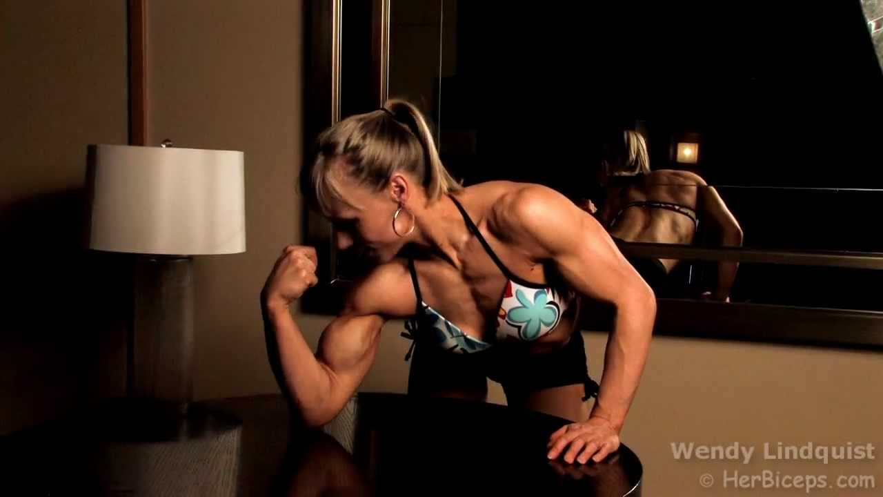 Wendy Lindquist – Inner Biceps Peak
