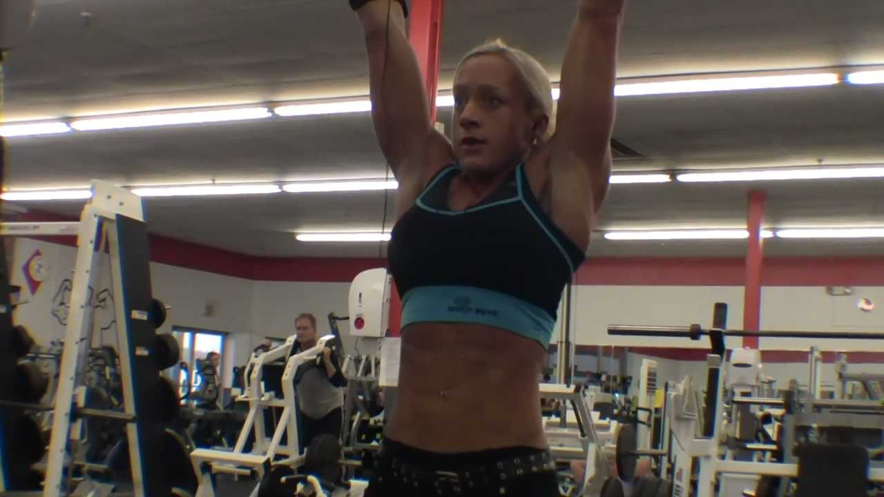 Stacy Wright Workout
