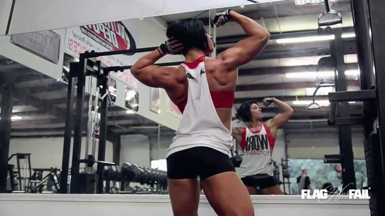 Dana Linn Bailey – Back Workout