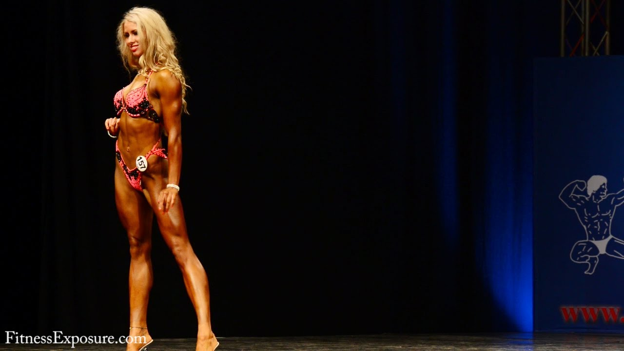 Victoria Yatsuk – IFBB Juniors And Masters World Championships 2012