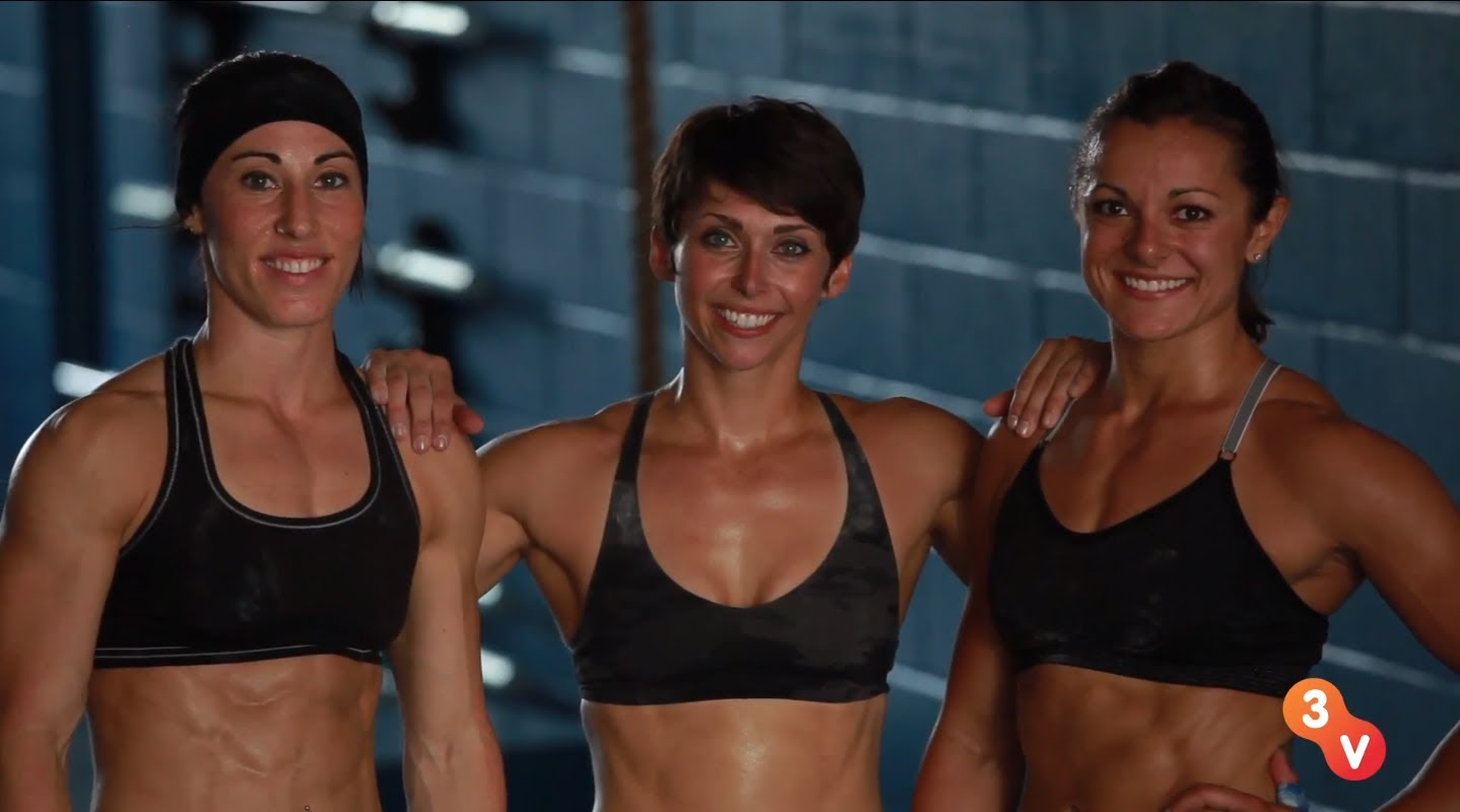 The Women Of CrossFit Dynamix