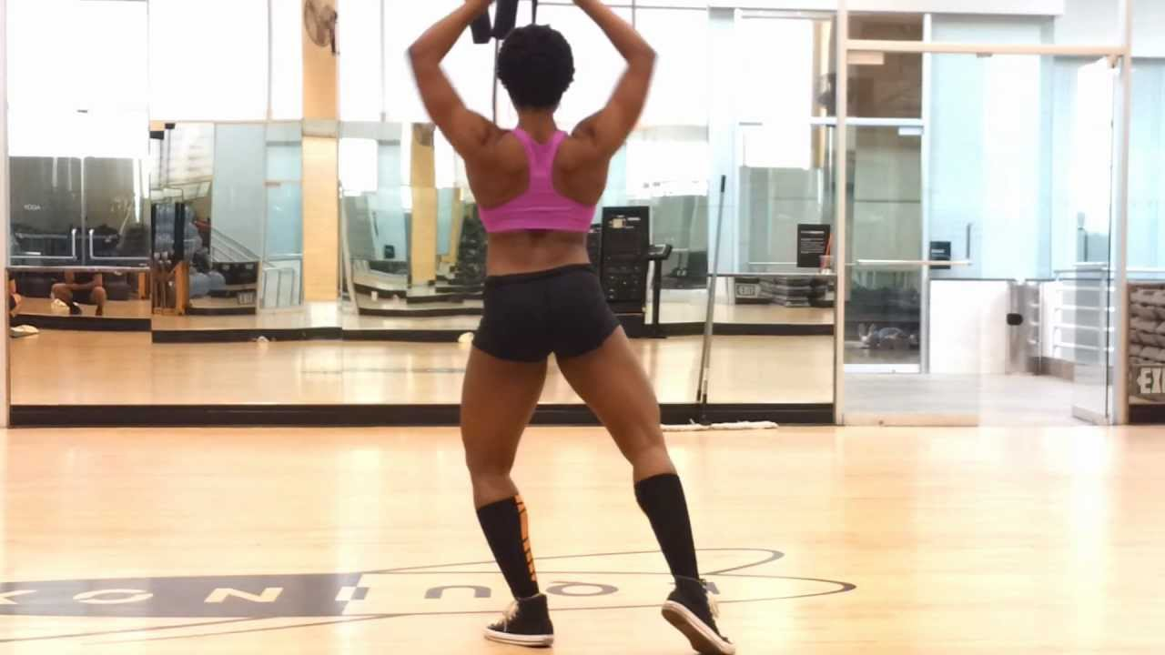 Roxie Beckles – Off Season Workout 2013