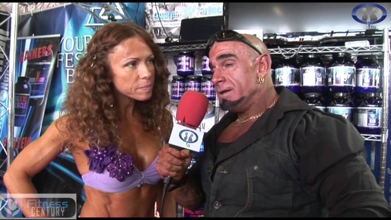 Juani Martinez – Interview At Arnold Classic Europe 2012